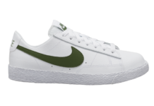 Nike Blazer Low White Green Gum CZ7576-101