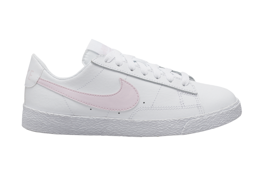 Nike Blazer Low White Pink Gum CZ7576-102