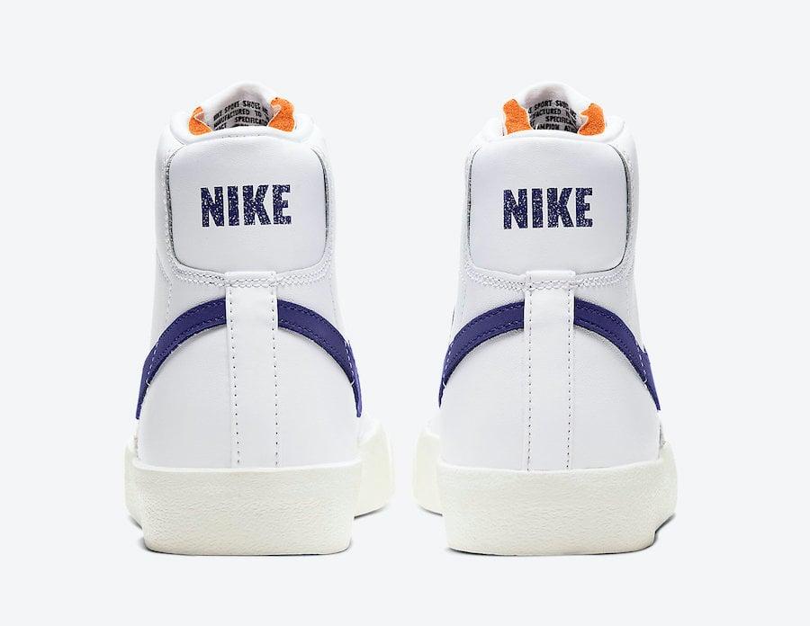 Nike Blazer Mid 77 Voltage Purple CZ1055-105 Release Date Info