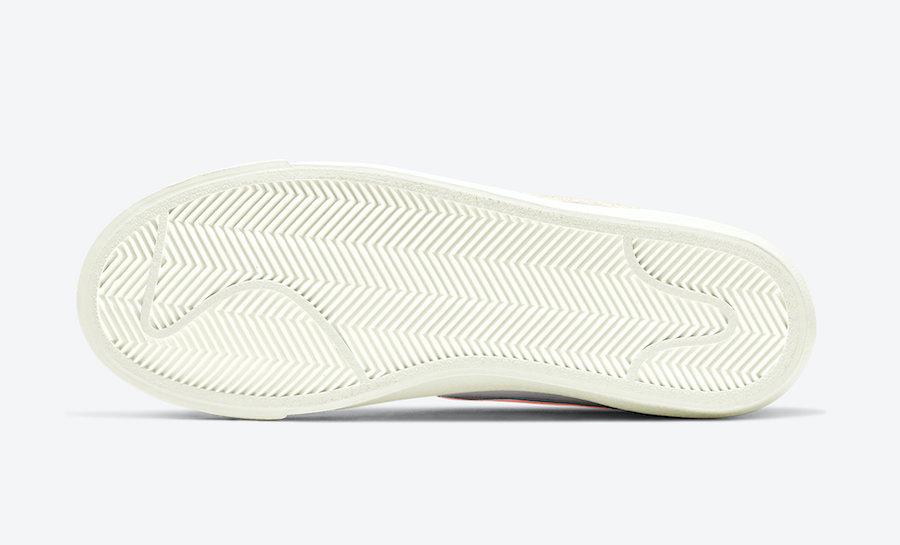 Nike Blazer Mid Atomic Pink CZ1055-110 Release Date Info