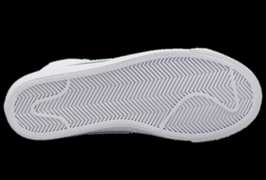 Nike Blazer Mid White Light Blue CZ7531-102 Release Date Info