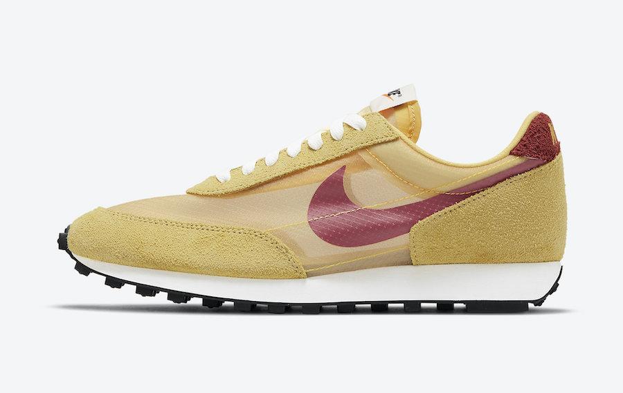 Nike Daybreak SP Topaz Gold CZ0614-700 Release Date Info