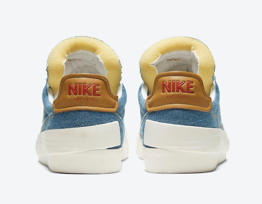 Nike Drop Type LX Denim CW6213-461 Release Date Info