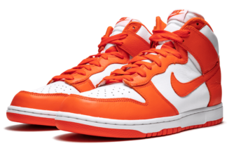 Nike Dunk High Syracuse DD1399-101 2021 Release Date Info