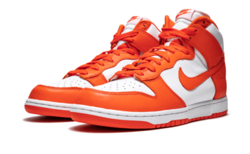 Nike Dunk High Syracuse DD1399-101 2021 Release Date Info