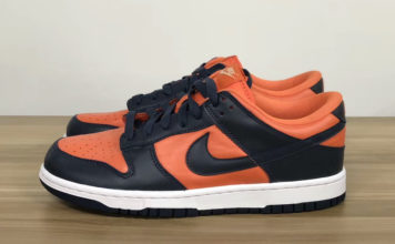 Nike Dunk Low Champ Colors CU1727-800 Release Info
