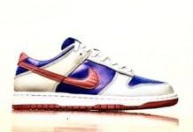 Nike Dunk Low Samba CZ2667-400 2020 Release Date