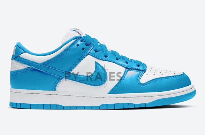Nike Dunk Low White University Blue 2021 Release Date Info