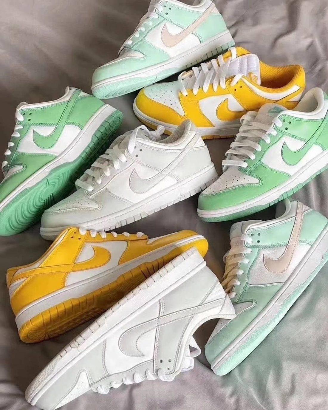 Nike Dunk Low Womens 2021 Release Date