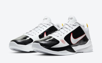 Nike Kobe 5 Protro Alternate Bruce Lee CD4991-101 Release Date