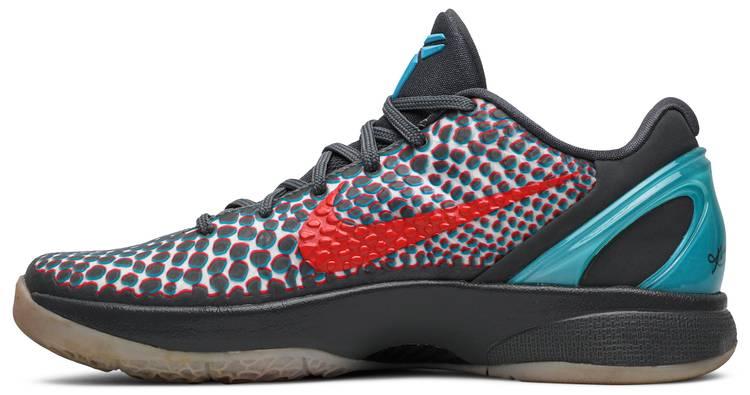 Nike Kobe 6 Protro 3D Hollywood DD2305-003 Release Date Info