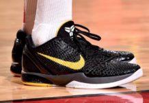 Nike Kobe 6 Protro Black Del Sol CW2190-001