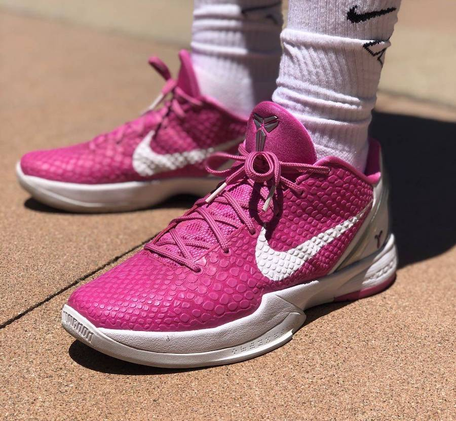 Nike Kobe 6 Protro Think Pink CW2190-600 Release Date Info