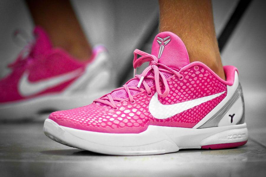 Nike Kobe 6 Protro Think Pink CW2190-600