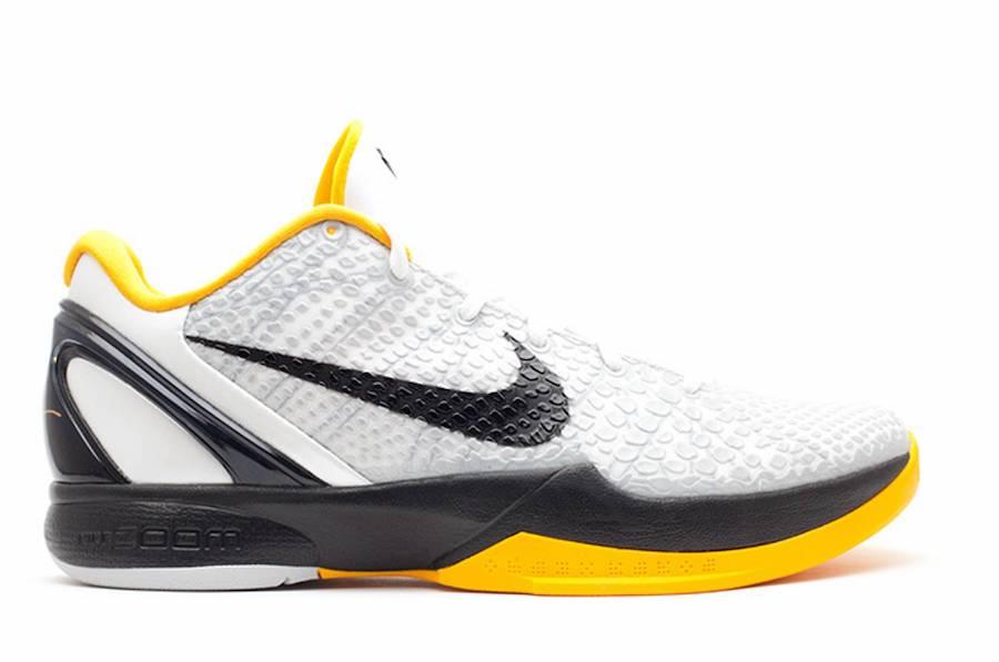 Nike Kobe 6 Protro White Del Sol CW2190-100 2021 Release Date Info