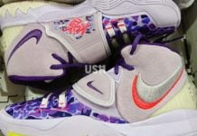 Nike Kyrie 6 Asia Grey Purple