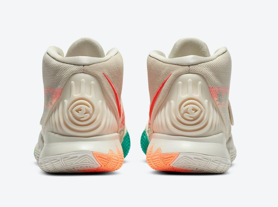 Nike Kyrie 6 N7 CW1785-200 Release Date