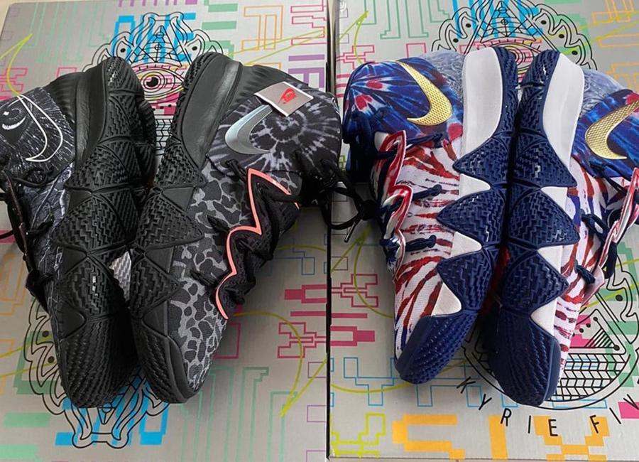Nike Kyrie S2 Hybrid Release Date Info