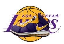 Nike LeBron 8 Lakers DC8380-500 Leak