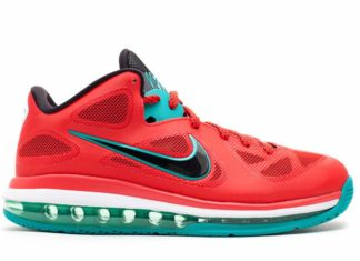 Nike LeBron 9 Low Liverpool 2020 DH1485-600 Release Date Info
