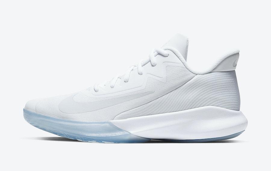 Nike Precision 4 White Ice CK1069-100 Release Date Info