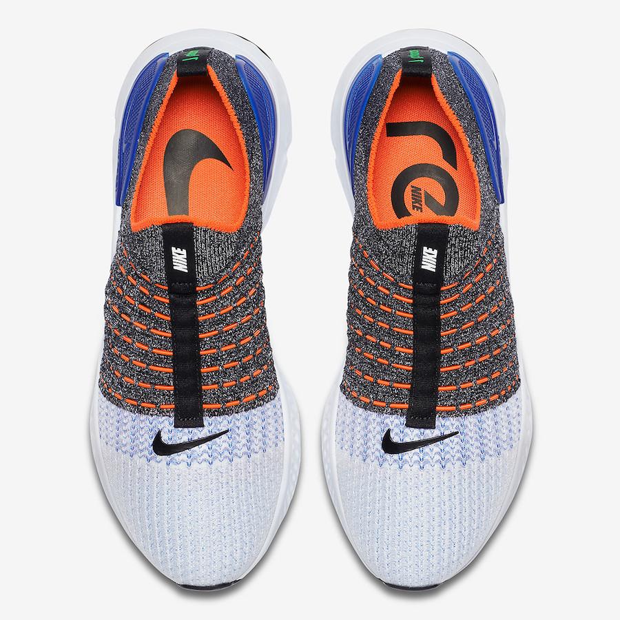Nike React Phantom Run Flyknit 2 'Red Orbit' Available Now