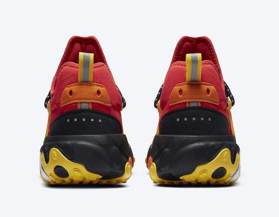 Nike React Presto Chile Red CZ9273-600 Release Date Info