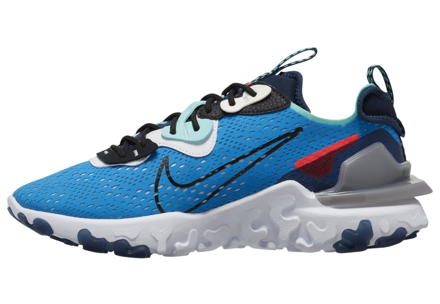 Nike React Vision Photo Blue CD4373-400 Release Date Info