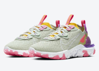 Nike React Vision Pistachio Frost CI7523-300 Release Date Info