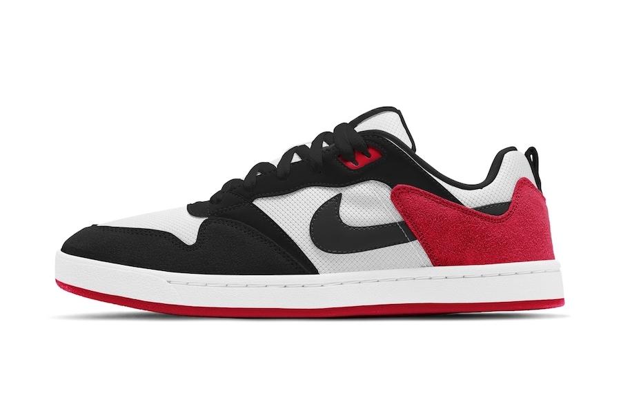 Nike SB Alleyoop Black Toe Release Date Info