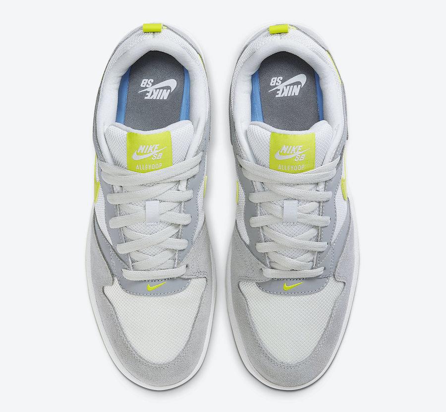 Nike SB Alleyoop Bright Cactus CJ0882-005 Release Date Info
