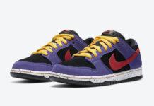 Nike SB Dunk Low ACG BQ6817-008 Release Date