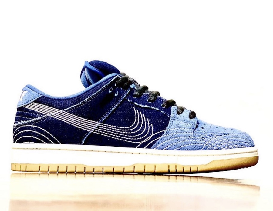 Nike SB Dunk Low Denim Gum 2020 Release Date Info
