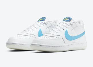 Nike Sky Force 3/4 Blue Fury CT8448-101 Release Date Info