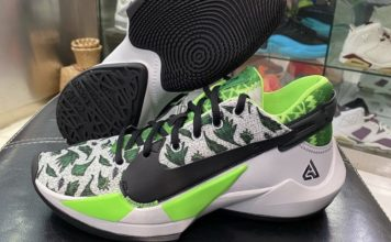 Nike Zoom Freak 2 Green White