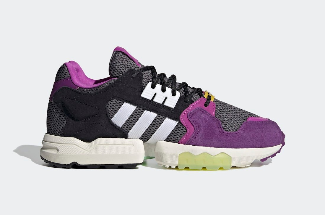 Ninja adidas ZX Torsion Glory Purple FW9831 Release Date