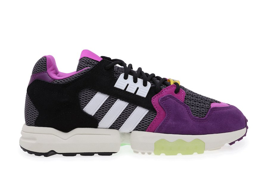 Ninja adidas ZX Torsion Glory Purple FW9831 Release Date Info
