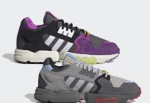 Ninja adidas ZX Torsion Time In