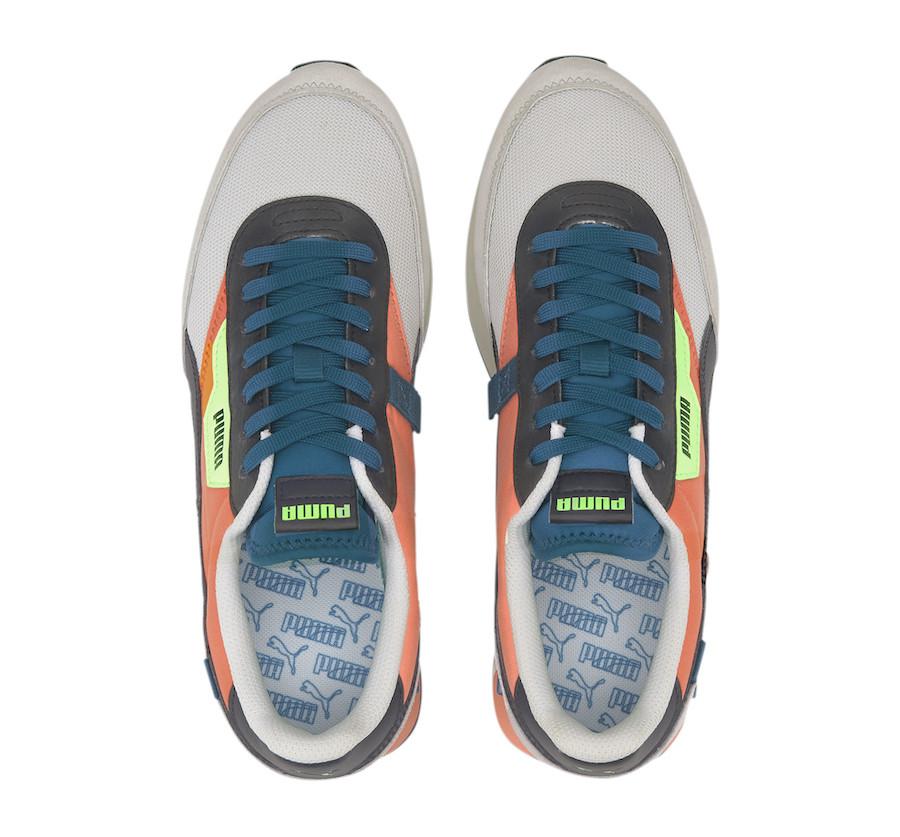 Puma Future Rider Neon Fusion Coral 373383-02 Release Date Info