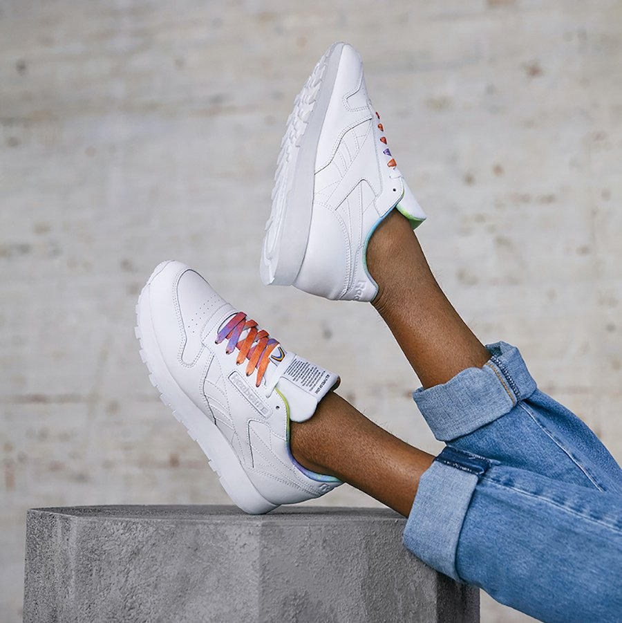 Reebok Pride 2020 All Types of Love Collection Release Date Info