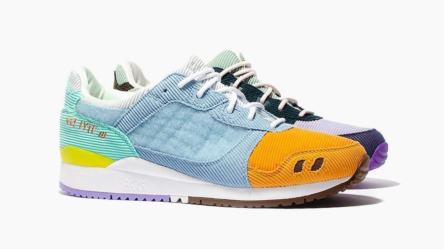 Sean Wotherspoon atmos Asics Gel Lyte III 3 Release Date
