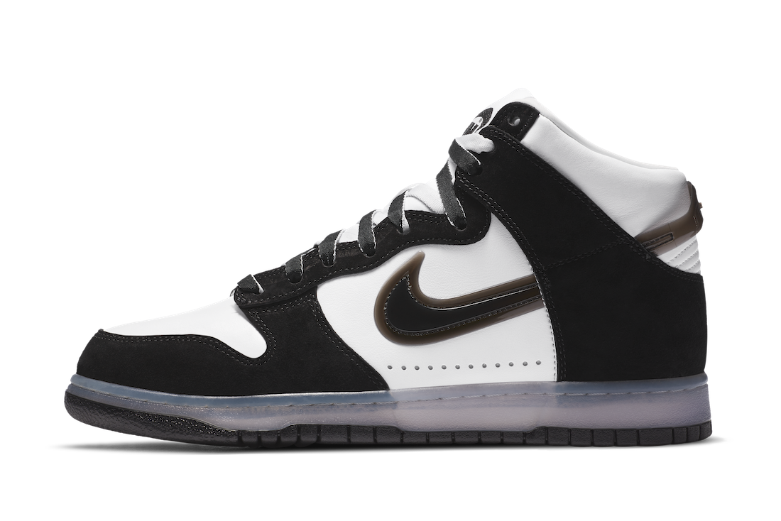 Slam Jam Nike Dunk High Black Release Date Info