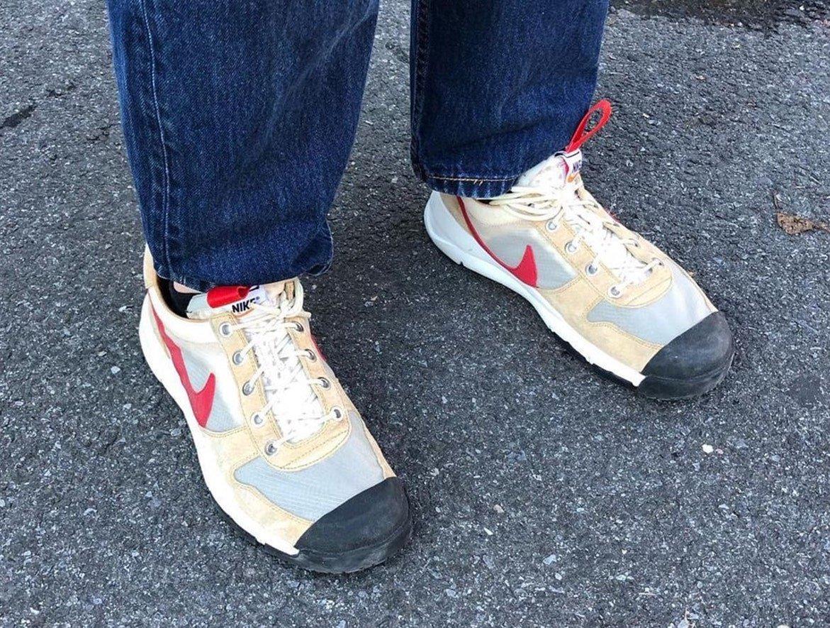 Tom Sachs x Nike Mars Yard 2.5 DA6701-200 Release Date