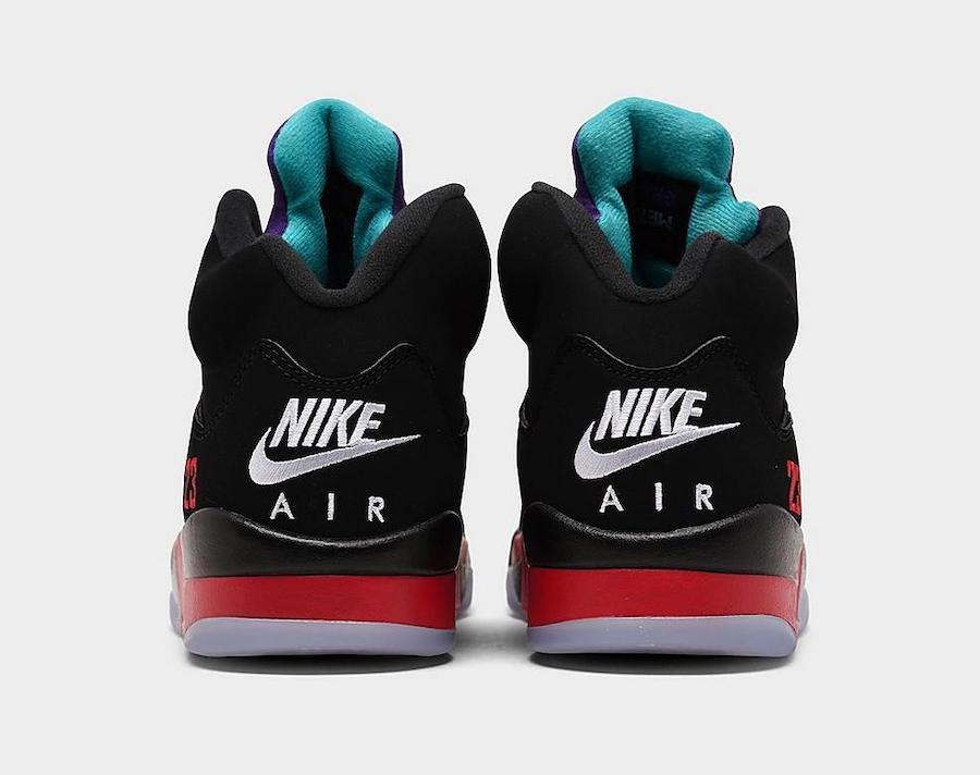 Top 3 Air Jordan 5 CZ1786-001 Release Info