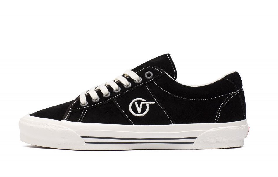Vans Vault UA OG Sid LX Black White Release Date Info