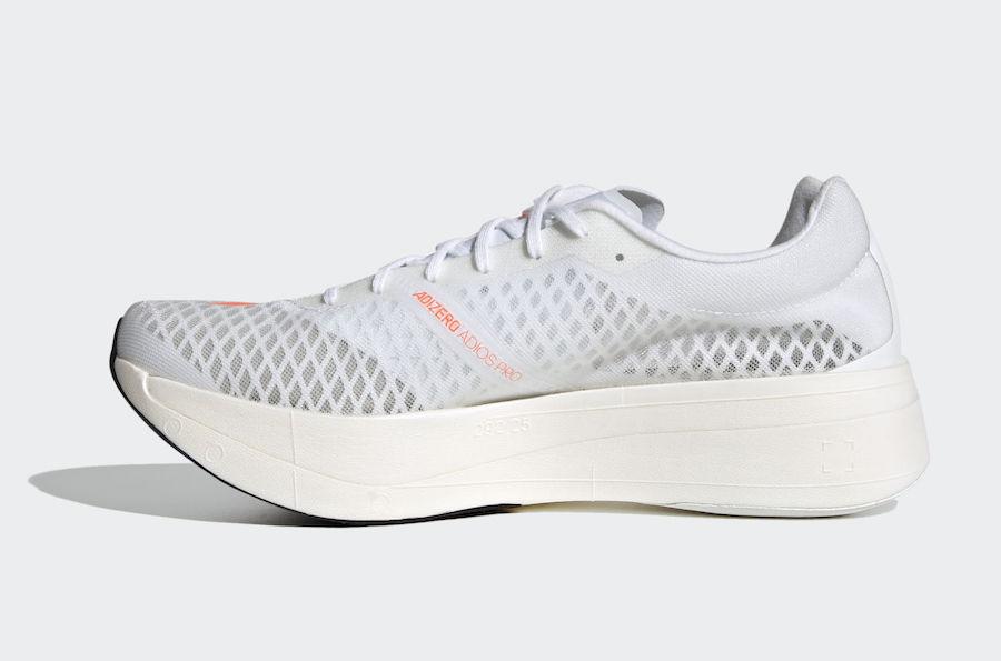 adidas Adizero Adios Pro Signal Coral FX1765 Release Date Info