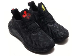 adidas AlphaBoost Mickey Mouse FX7809 Release Date Info