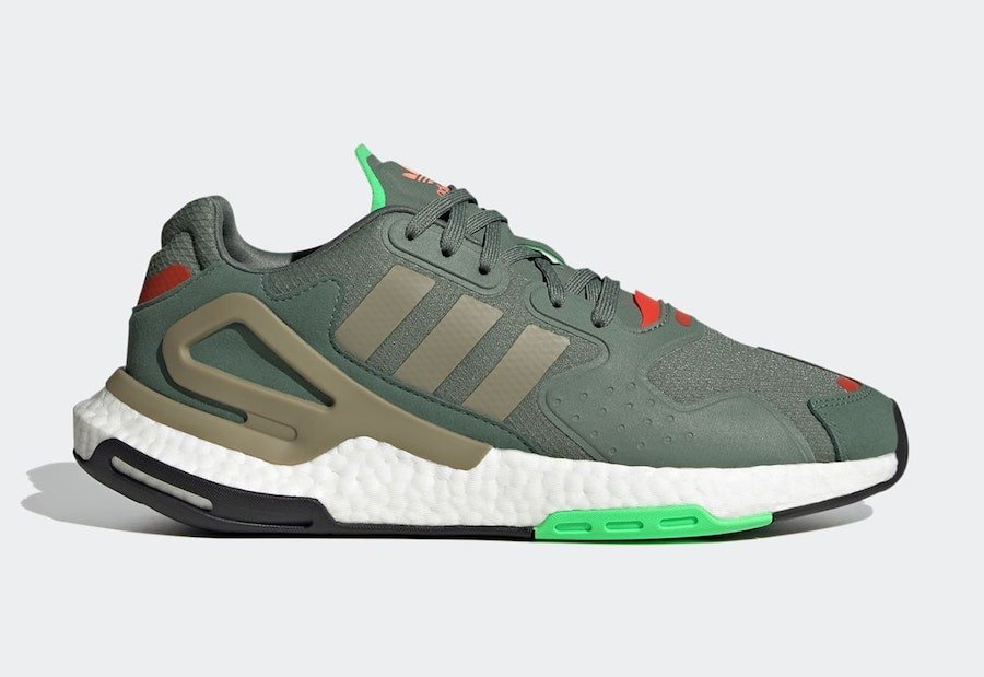 adidas Day Jogger FW4817 Release Date Info