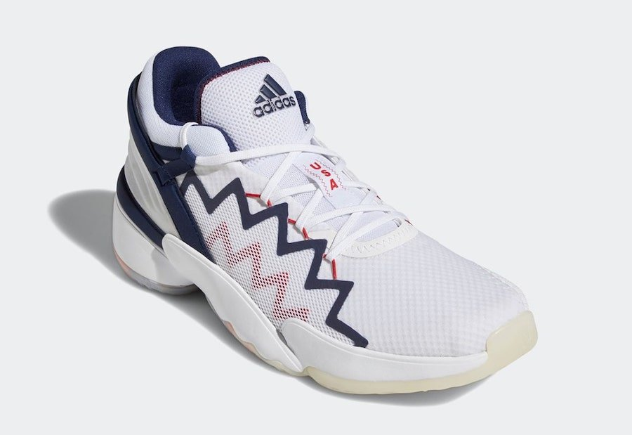 adidas DON Issue 2 USA FY0827 Release Date Info