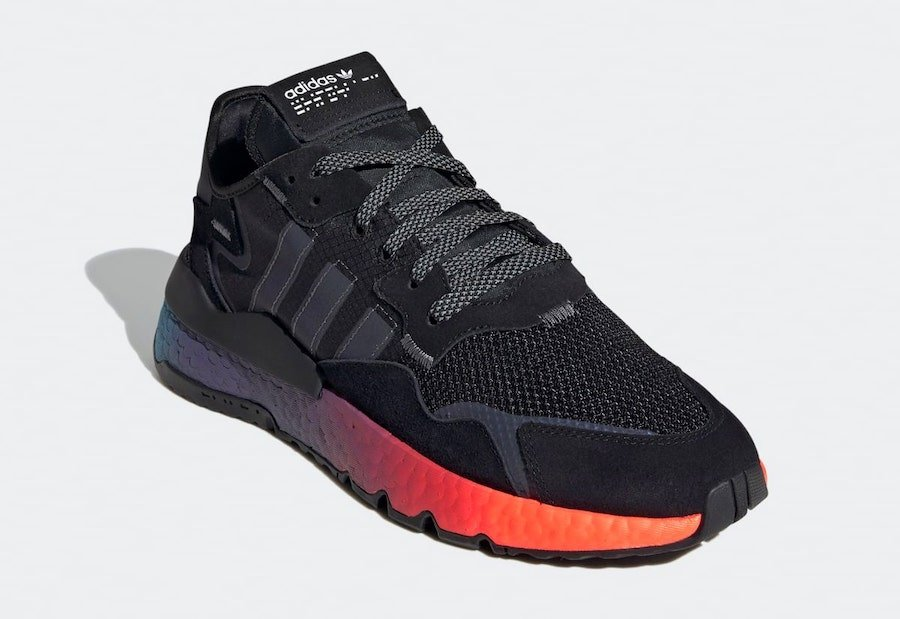 adidas Nite Jogger Sunset FX1397 Release Date Info